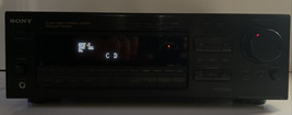 Sony STR-D865 A/V Digital Control Center No Remote Excellent Tested Cond... - $86.06