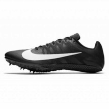 Nike Zoom Rival S 9 Mens Track Spikes Black White Size 10.5 907564-001 - $26.99