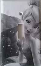 Tinker Bell Light Switch Plate Cover Nursery Baby Kid Room Gift Disney B... - $8.24