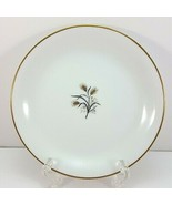 """Noritake Wheatcroft Bread and Butter Plate 6-1/8"""" White and Gold Cake 5852  - $7.92"""