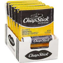 ChapStick Lip Balm Original 0.15 oz | 12 ct - $22.53