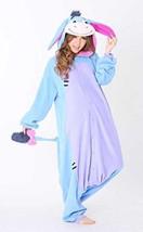 Japanese Kigurumi Fleece Costume for Adult Disney Eeyore kti-139 - $184.66