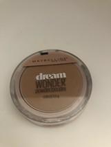 NEW Maybelline NY Dream Wonder Pressed Powder 95 Coconut Face Mirror SHIPN24HRS - $7.72