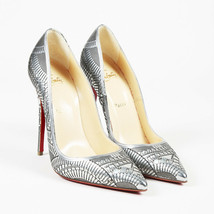Christian Louboutin Kristali 120 Pointed Pumps SZ 39 - $476.00