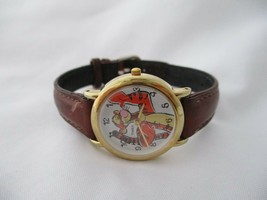 Timex Pooh Disney Unisex Tigger Buckle Band Analog Watch Water Resistant  - $60.00