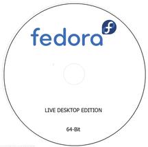 Fedora 29 LXDE desktop - Install/Live DVD (64-bit) - $5.69