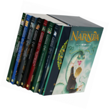 The Chronicles of Narnia by C.S. Lewis8 Book Box Set - $31.95