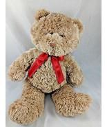 "Carters Bear Plush Tan 16"" Prestige Stuffed Animal toy - $8.05"