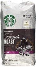 Starbucks French Roast Dark Whole Bean Coffee - 2 - 40 Oz Pack - $47.47