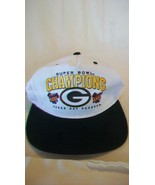 Green Bay Packers Super Bowl XXXI Adjustable Baseball Hat with Logos - $22.28
