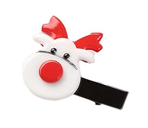 5 Pieces Christmas Lovely Cartoon Hair Clips Cute Hair Claw For Girls, 43.3 cm