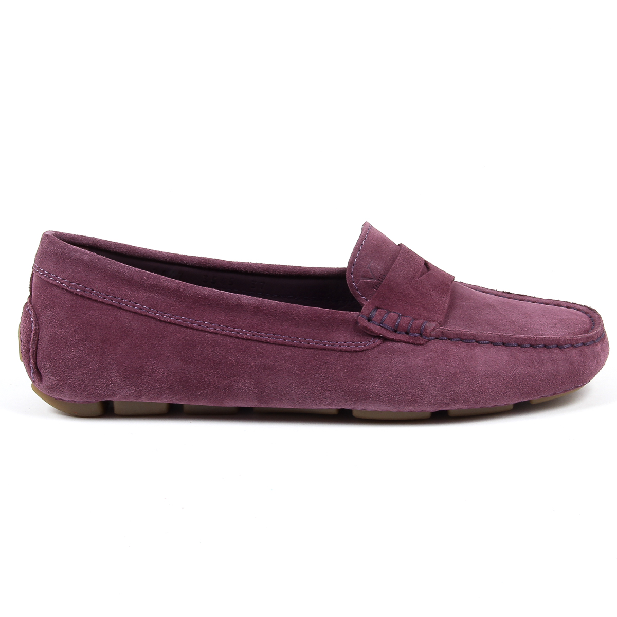 Primary image for V 1969 Italia Womens Loafer Purple AMALFI