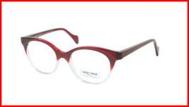 Face A Face Eyeglasses Frame JODIE 2 Col. 389 Acetate Gradient Bordeaux - $316.62