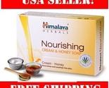 Nourishing cream honey soap thumb155 crop