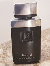 Avon Feraud 2.5 OZ Eau De Cologne Pour Homme New Unused No Box - $24.23