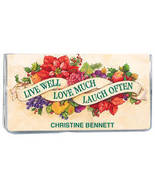 Live, Love, Laugh 2 Year Planner-plain - $13.73