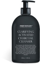 Activated Charcoal Cleanser 4 fl oz with MSM and Vegan DMAE Vitamin C and Alp... - $11.26