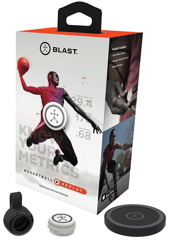Blast Motion Basketball Jump Shot, Layup and Dunk Analyzer