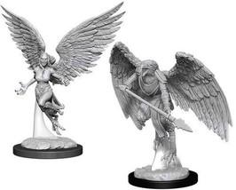 WizKids D&D Nolzurs Marvelous Upainted Miniatures: Wave 11: Harpy & Arakocra - $6.66