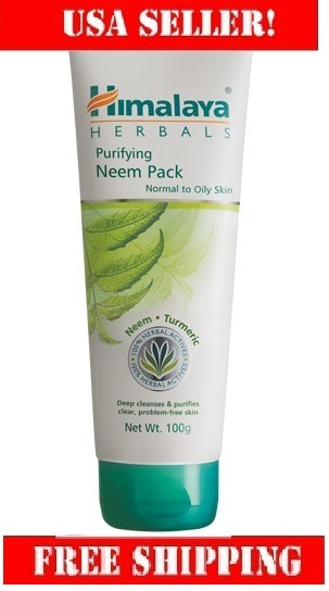 Purifying neem pack