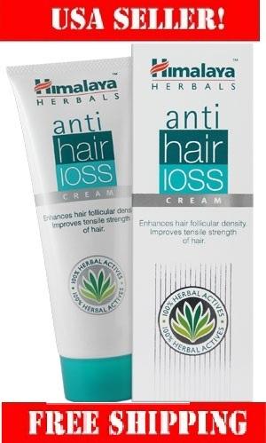 Anti hair loss cream
