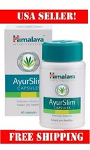 Himalaya AyurSlim 60cap Ayurvedic slimming solution retail 15.99$ - $9.69