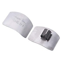YAODHAOD Finger Guard for Cutting, Finger Guard Stainless Steel Adjustab... - €9,73 EUR