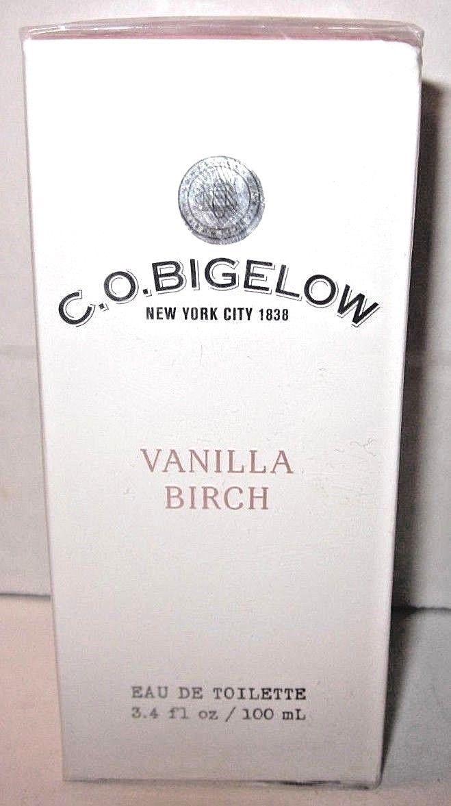 Bath & Body Works CO Bigelow 3.4 oz EDT Vanilla Birch