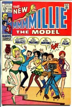 Millie The Model #170 1969-Marvel-camera cover-Chili appears-fashion page-FN - $50.44