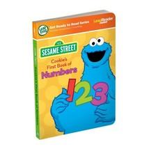 LeapFrog LeapReader Junior Book: Sesame Street Cookie Monster's First Bo... - $21.20