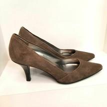 EUC Anne Klein Olive iflex Machariot size 7.5 - $28.71