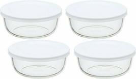 *iwaki (Iwaki) heat-resistant glass pack bowl 400 ml 4-piece set KB4140-W1 - $40.15