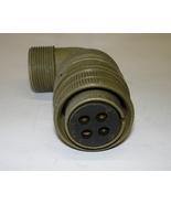 Circular Power Connector CVS 08DA 18-10S - $28.00