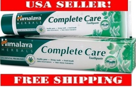 Himalaya Complete Care Toothpaste 175g for bleeding gums retail price 15.49$ - $9.99
