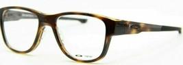 New Oakley OX8094-0251 Tortoise Splinter 2 Authentic Rx Eyeglasses Frames 51-18 - $63.00
