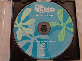 Finding Nemo Read-Along narrated by Matt Frewer CD-ROM (#3091/78) - $5.49