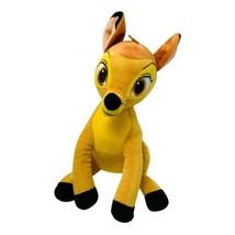 """Bambi Faline 11"""" Plush Sitting Stuffed Animal Walt Disney Deer Fawn Sewn Eyes - $15.99"""