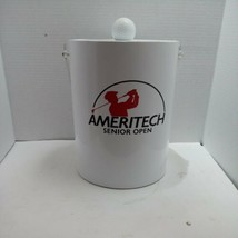 Vintage Ameritech Senior Open Golf Tournament Ice Bucket Preowned Made i... - $23.89