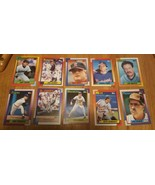 Topps 1990 Baseball Cards Lot Of 54 Cards - $2.50