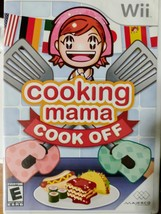 Cooking Mama: Cook Off (Nintendo Wii, 2007) COMPLETE - $5.01