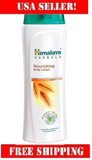Nourshing body lotion