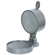 Offex Aluminum Adjustable Depth Hamburger Press - Silver - $29.71