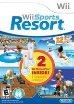 Limited-Edition Wii Sports Resort Bundle with Two Wii MotionPlus [video ... - $39.99