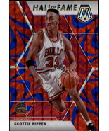 2019-20 Panini Mosaic Retroactive Blue #292 Scottie Pippen Bulls - $14.95