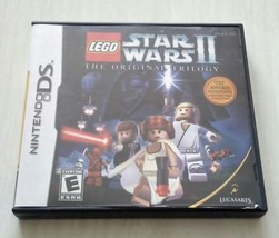 Star wars the Original Trilogy Nintendo Ds Video Game  - $5.40