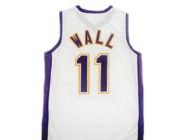 John Wall #11 Holy Rams High School Men Basketball Jersey White Any Size image 5