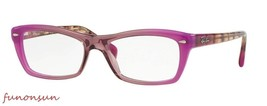 Ray Ban Eyeglasses RB5255 5489 Multi-Color Rectangle Frame 53mm Authentic - $76.63