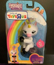 Fingerlings White Gigi Pet Baby Unicorn Toys R Us Exclusive New in Package - $15.83