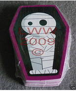 Coffin-shaped Mummy Halloween playing cards NEW - $3.99
