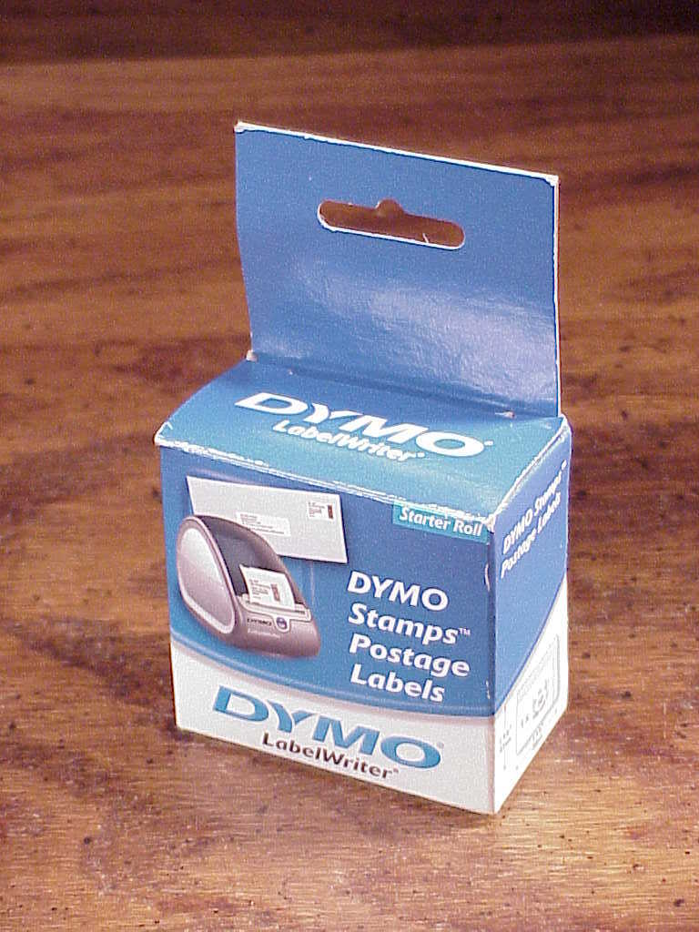 Dymo Stamps Support